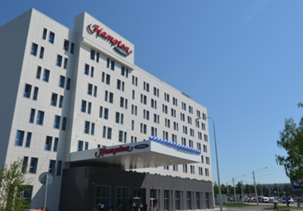 Отель «Hampton by Hilton Ufa»